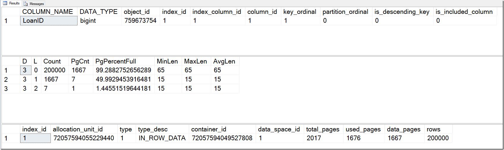 datasize 1