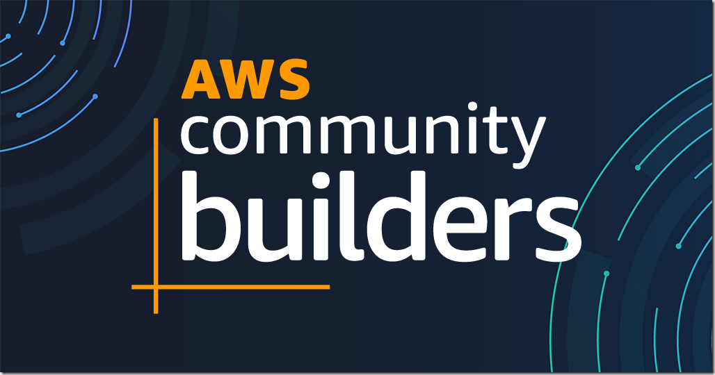 AWS Community Builders social medium ALT
